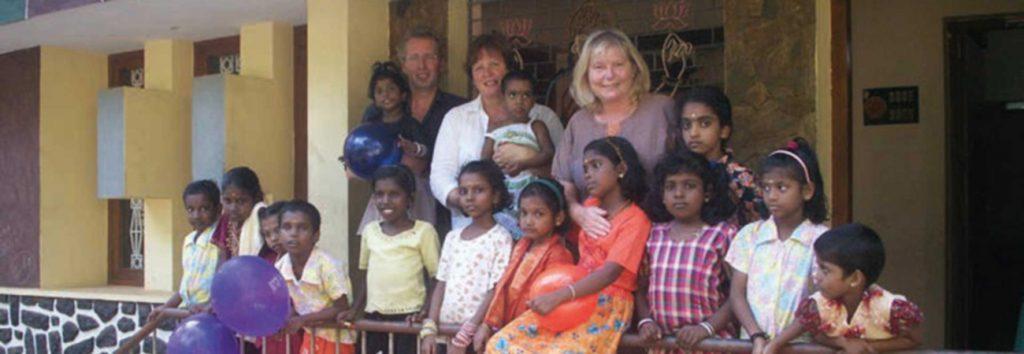 Header Kinder Indiens auf art-traveller.com von Art Traveller