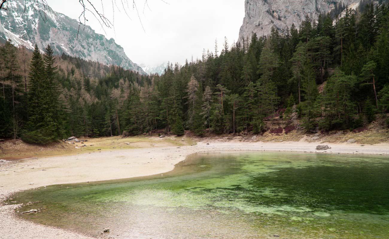 Beitragsbild Grüner See Steiermark