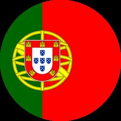 Destination Portugal Flagge