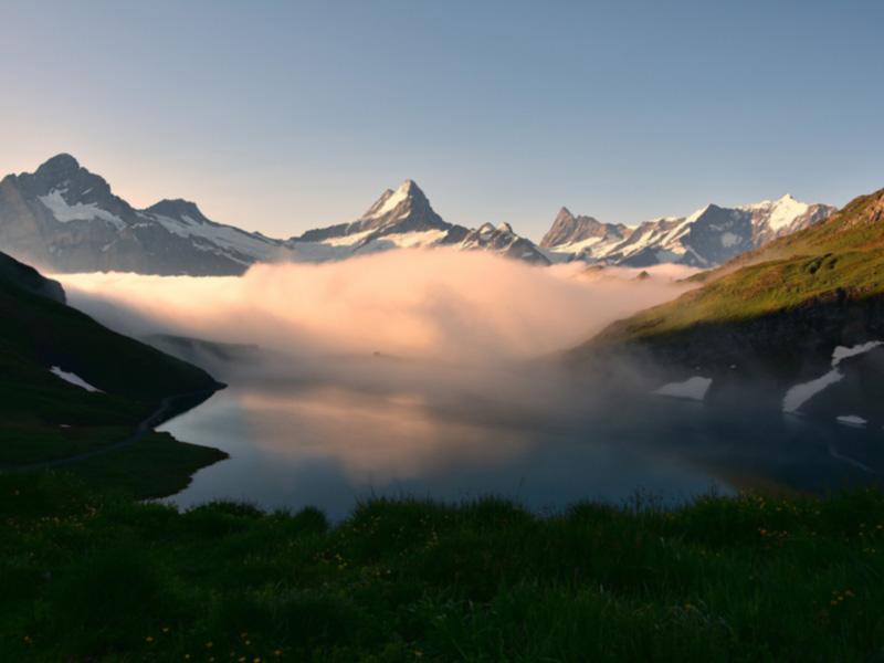 Beitragsbild Schweiz auf art-traveller.com - Landart Reisen von Art Traveller